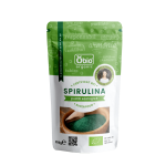 Spirulina pulbere raw bio 250g