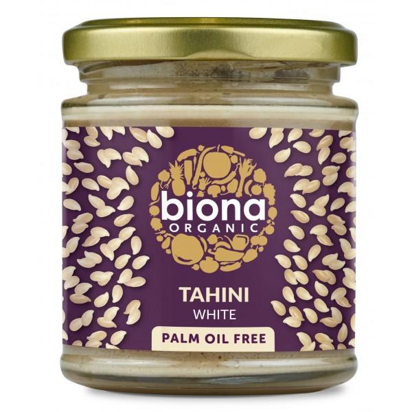 Tahini din susan alb raw bio 170g