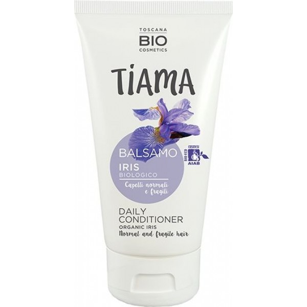 Tiama Balsam pentru par cu iris bio 150ml
