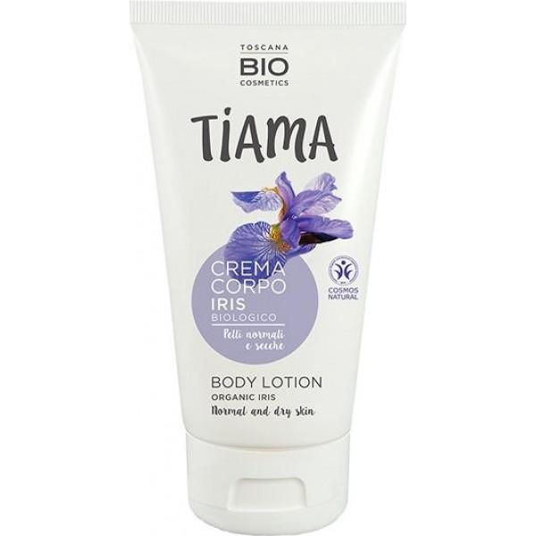 Tiama Crema de corp cu iris bio 150ml
